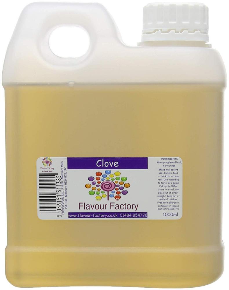 Flavour Factory Clove 1L