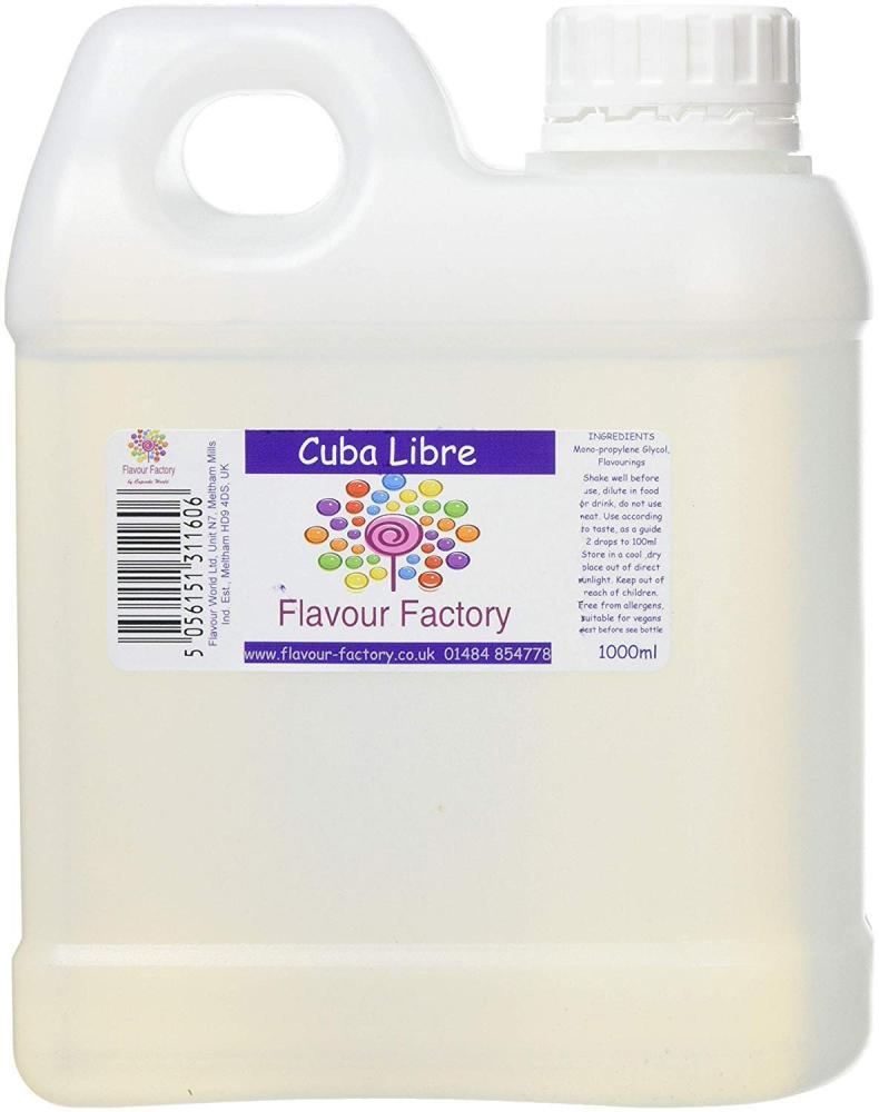 Flavour Factory Cuba Libre 1L