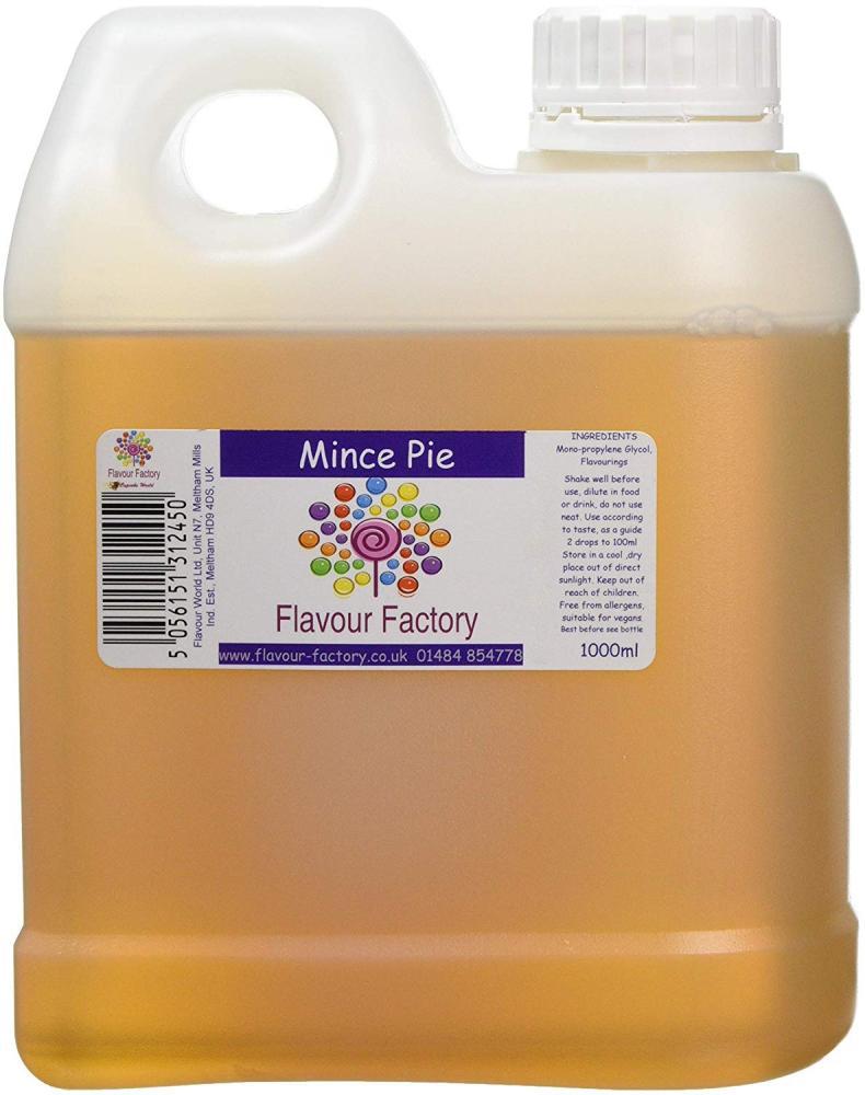 Flavour Factory Mince Pie 1L