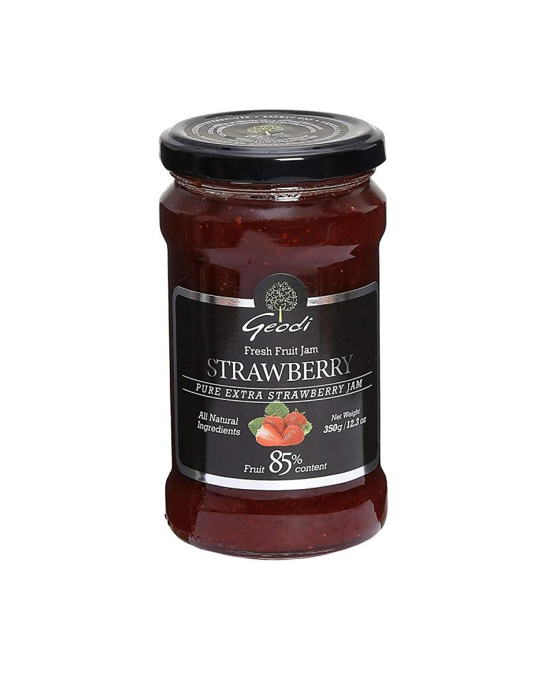 Geodi Pure Extra Strawberry Jam 350g