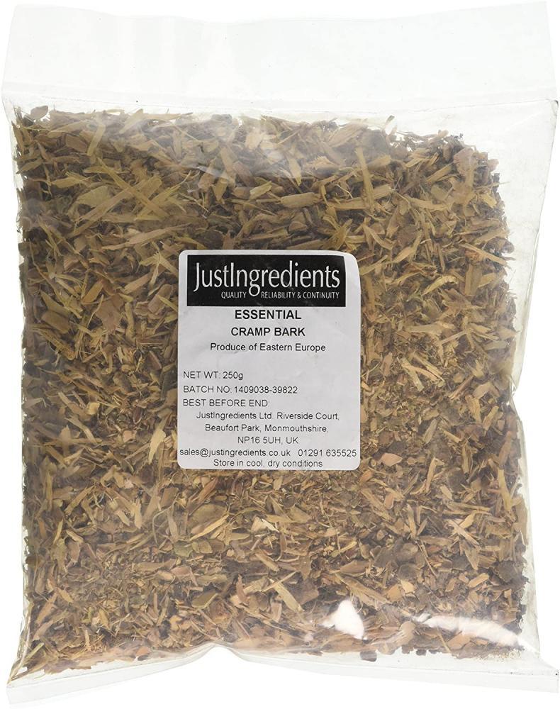 JustIngredients Essentials Cramp Bark 250g