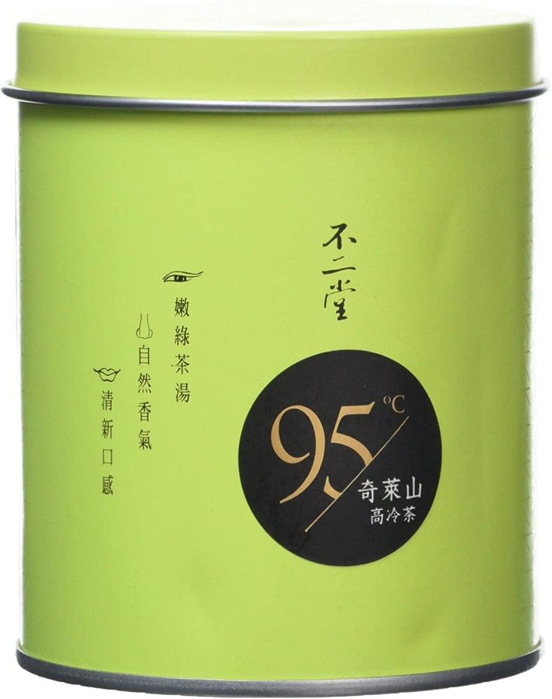 Tea Soul Oolong Qilai High Mountain Can 75g