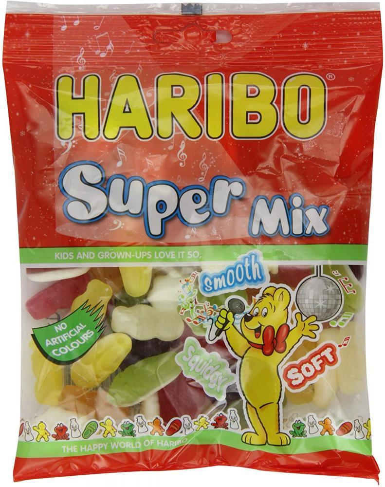 Haribo Supermix 160g