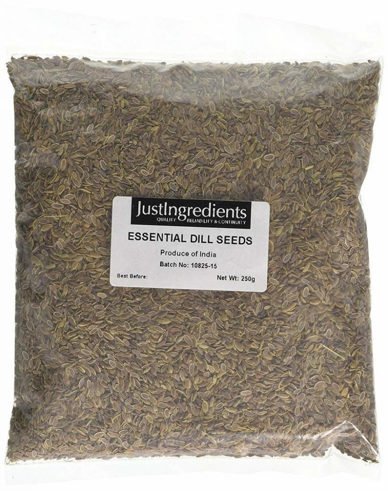 JustIngredients Dill Seeds 250g