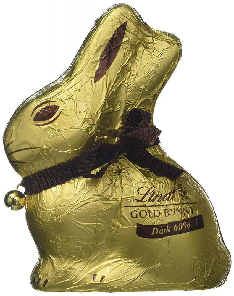 Lindt Dark Chocolate Gold Bunny 200g