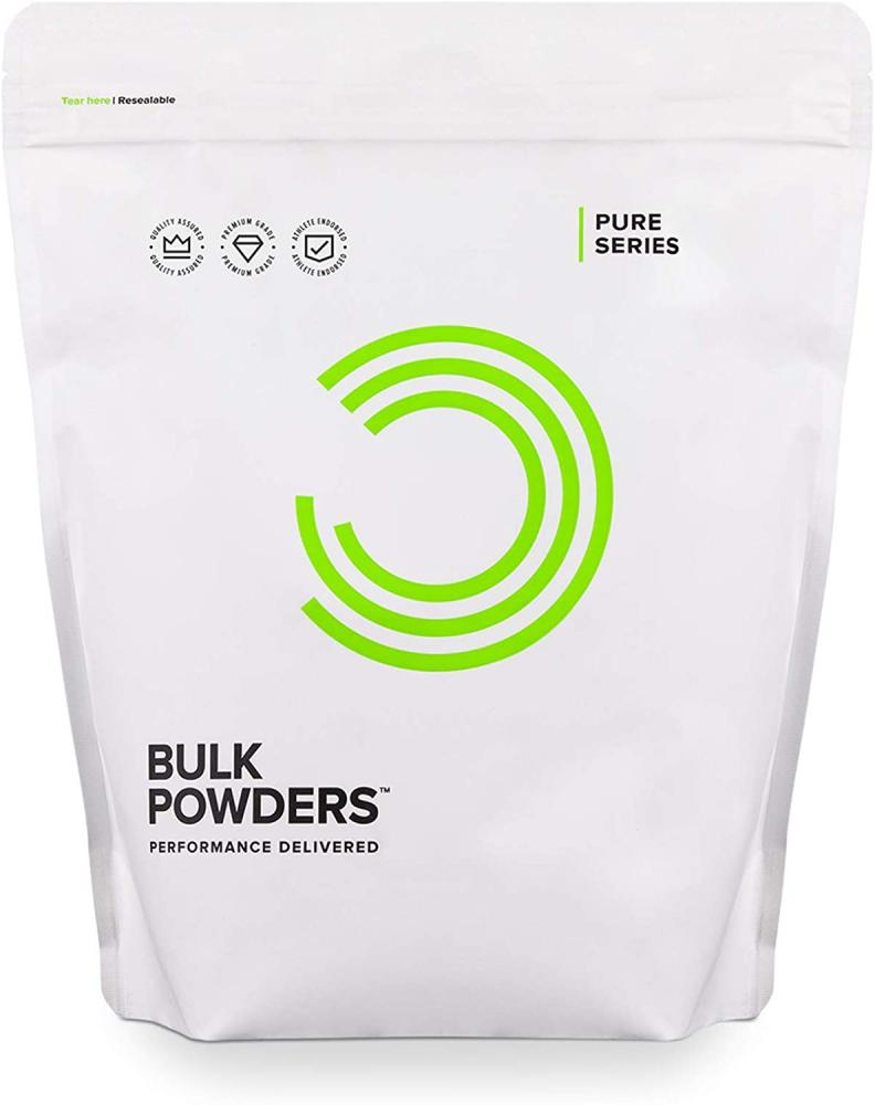 Bulk Powders Pure Instant Branched Chain Amino Acids (BCAA) Powder Apple and Lime 500 g