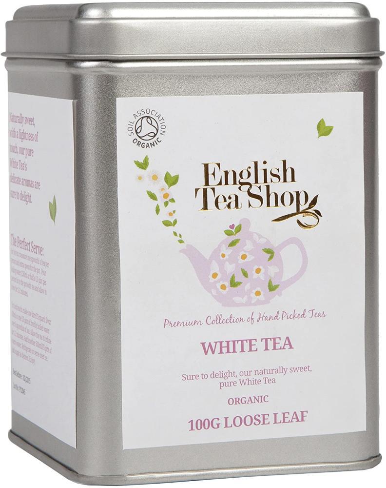 English Tea Shop Organic White Tea 100 g