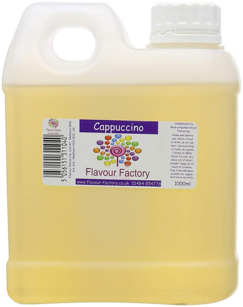 Flavour Factory Cappuccino 1L