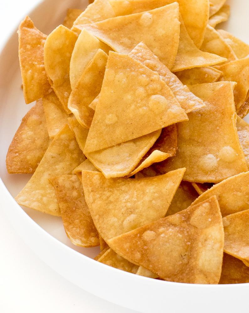 De Identified Tortilla Chips 500g