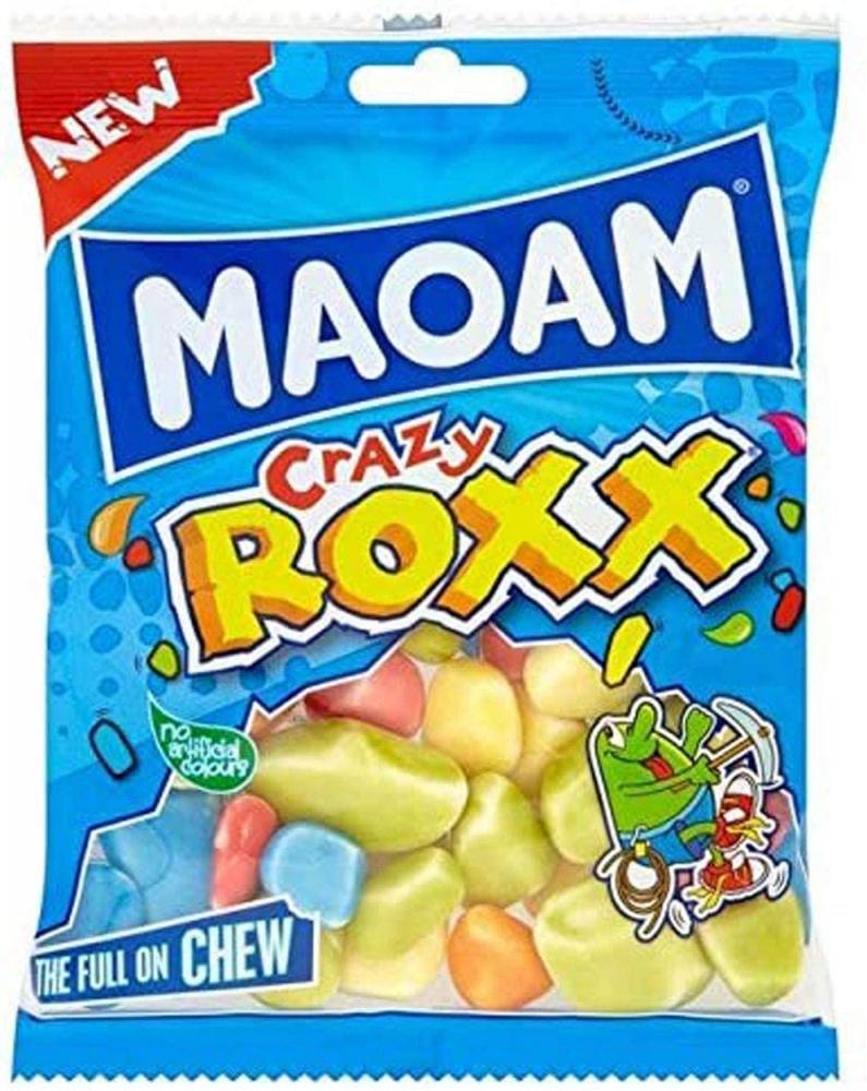 Maoam Crazy Roxx 150g