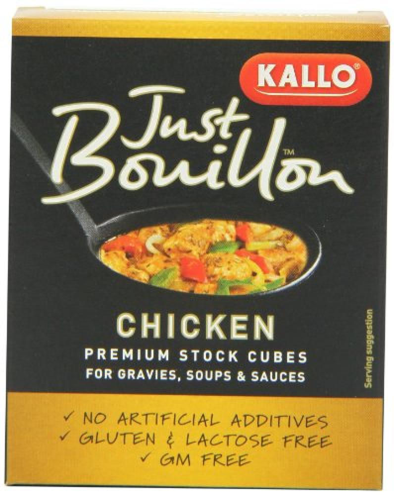 Just Bouillon Chicken Stock Cubes 84 g
