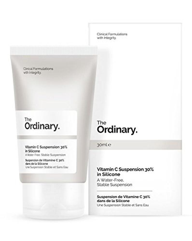 The Ordinary Vitamin C Suspension 30 in Silicone 30 ml