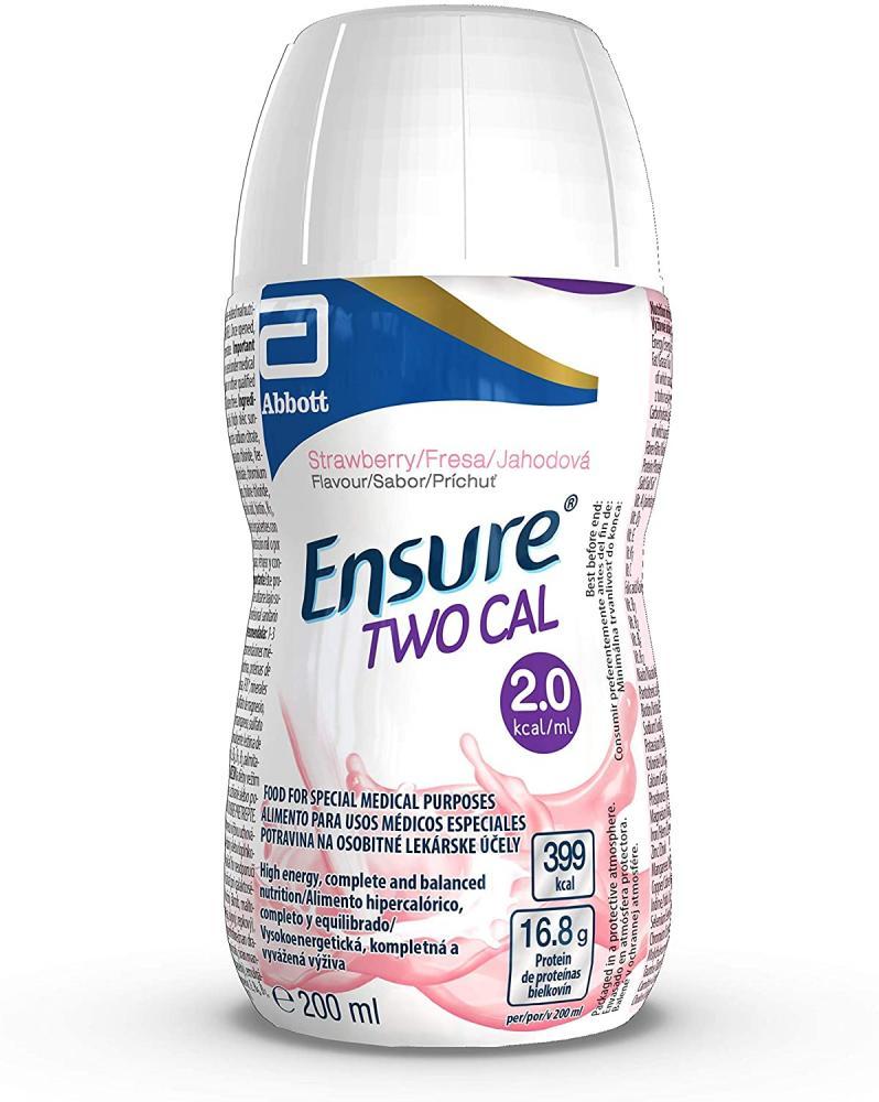 Ensure TwoCal Milkshake Style Nutritional Supplement Drink 200ml