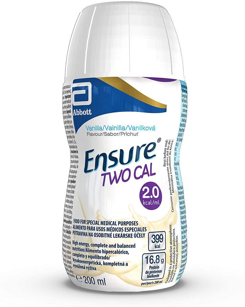 Ensure TwoCal Vanilla Flavour Nutritional Supplement Drink 200ml