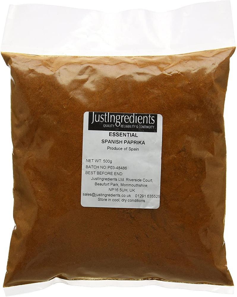JustIngredients Essentials Paprika 500 g