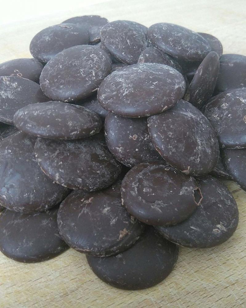 XOCOL8 Dairy Free Dark Belgian Chocolate 1 kg