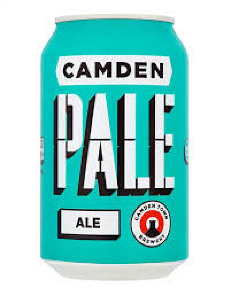 Camden Town Brewery Pale Ale Beer 330ml