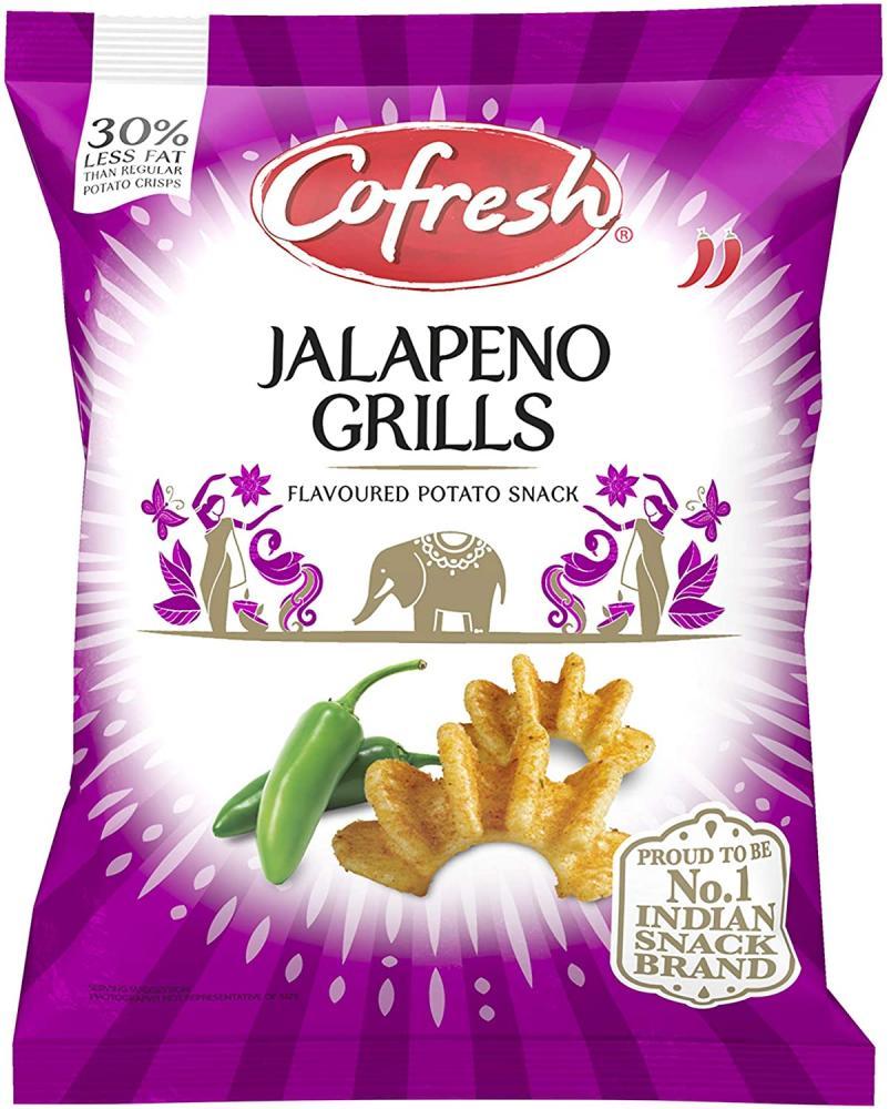 Cofresh Jalapeno Grills 50g