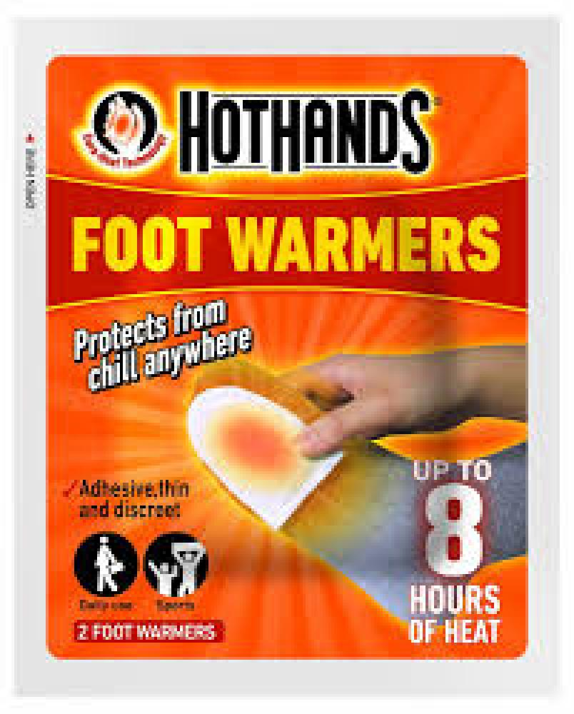 Hothands Foot Warmer Up to 8 Hours Of Heat