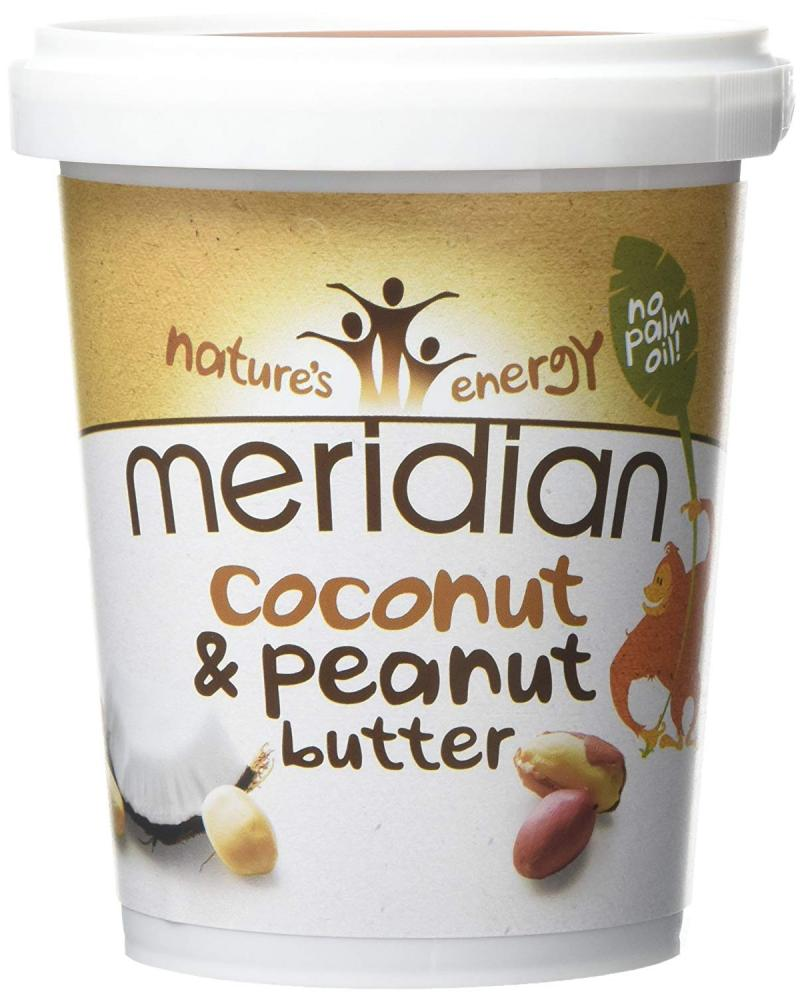 Meridian Coconut and Peanut Butter 454 g