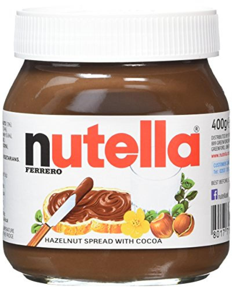 MEGA DEAL  Nutella Ferrero 400g