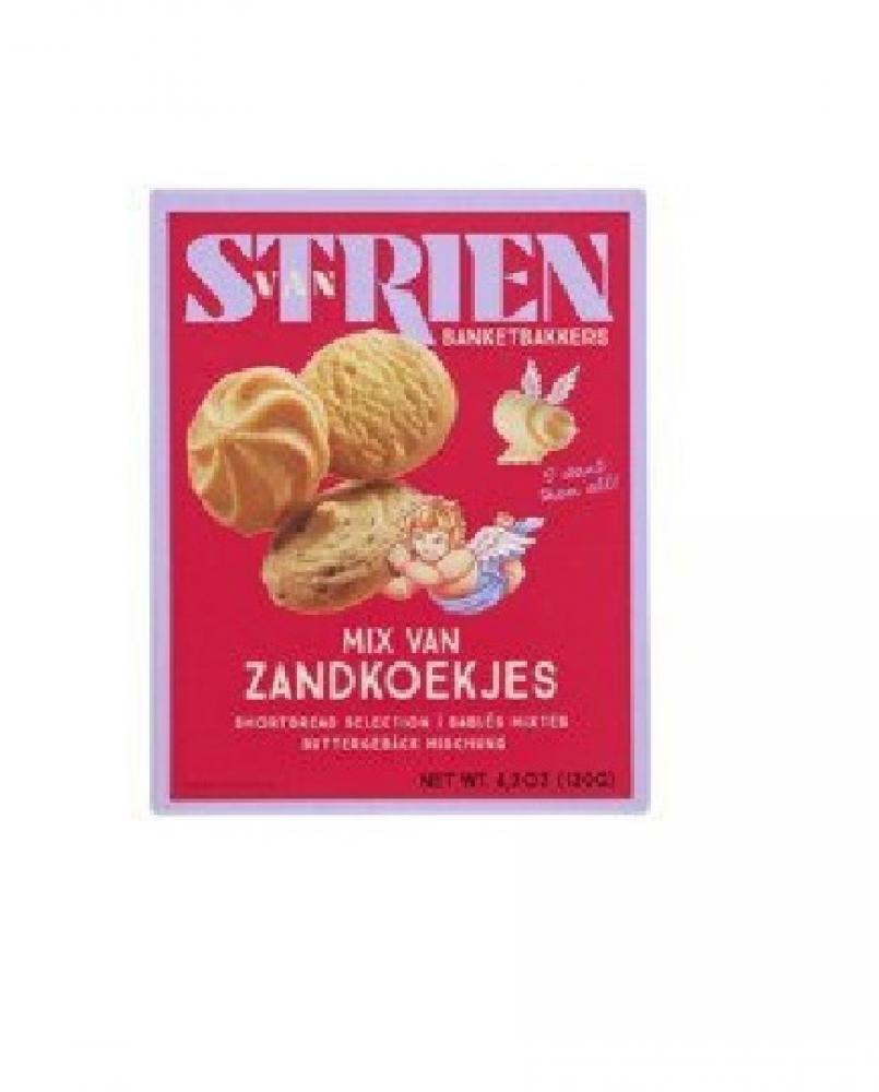 Van Strien Shortbread Selection 120g