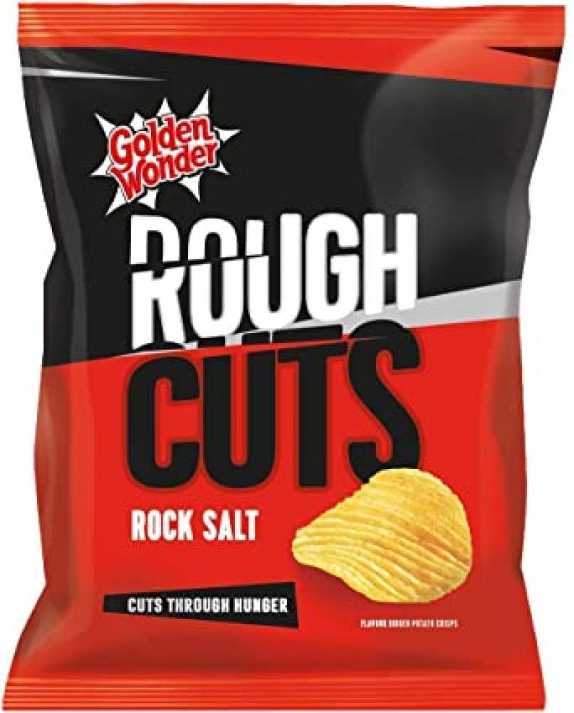 Golden Wonder Rough Cuts Rock Salt 47.5g