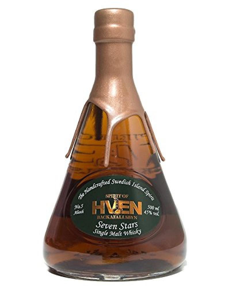 Spirit of Hven Single Malt 7 Stars No 5 Alioth Whisky 500ml