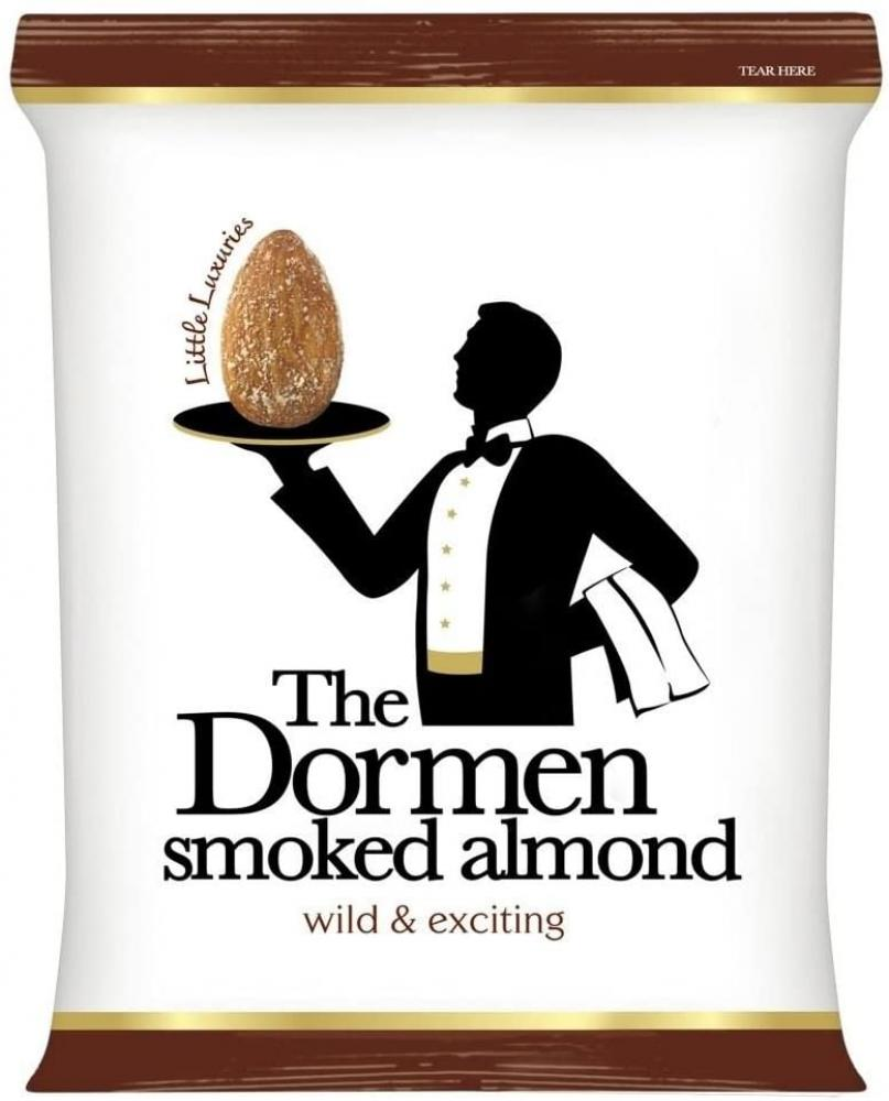 The Dormen Smoked Flavour Almonds 140g