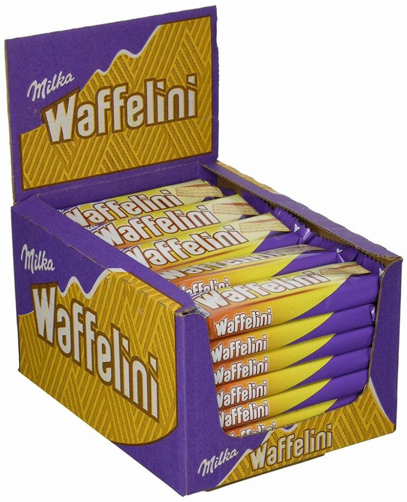 CASE PRICE  Milka Waffelini Milk 31g x 35