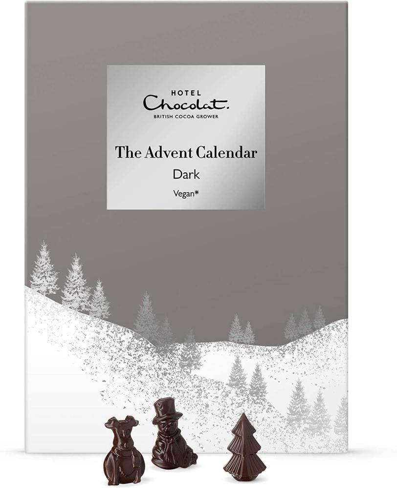 Hotel Chocolat The Advent Calendar Dark Vegan 125g