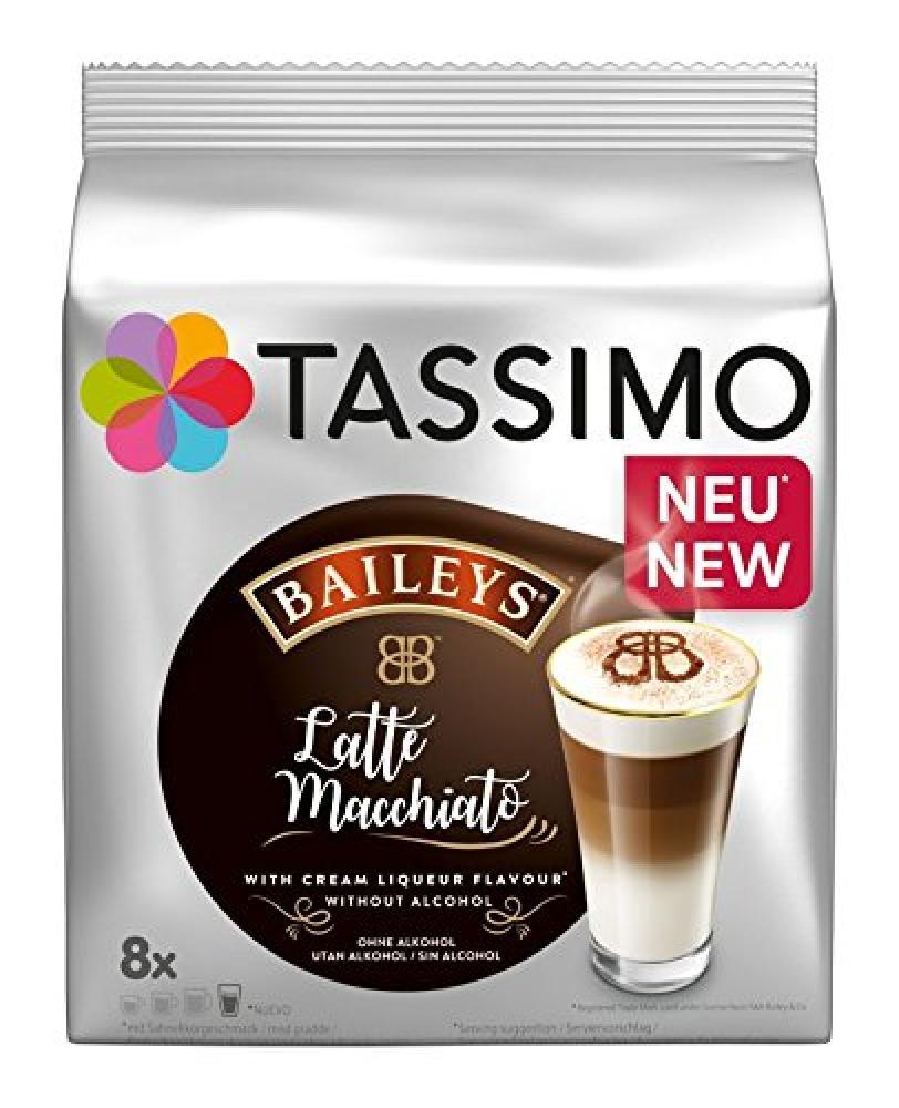 Tassimo Baileys Latte Macchiato 8 servings 264g