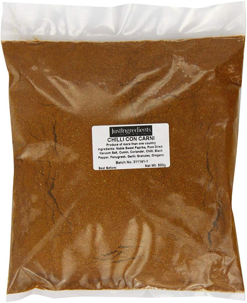 JustIngredients Essentials Chilli Con Carne Blend 500g