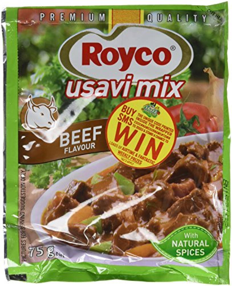 Royco Beef Flavour Usavi Mix 75 g