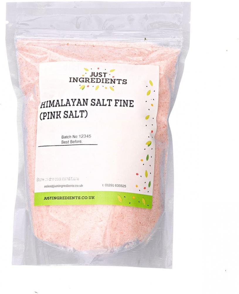 JustIngredients Premier Himalayan Salt 500g