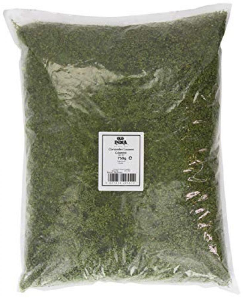 Old India Coriander Leaves Cilantro 750g