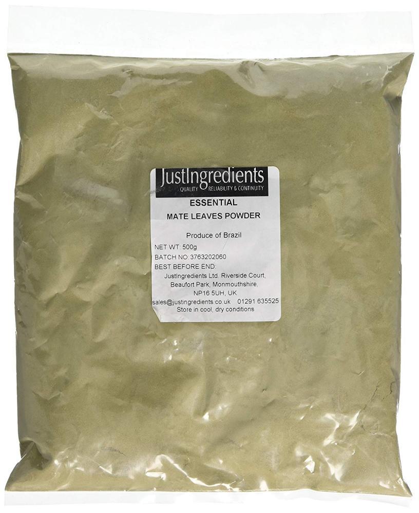 JustIngredients Mate Powder 500g