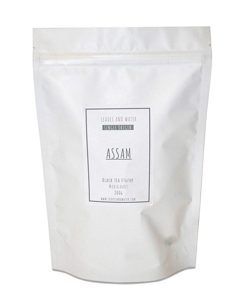Leaves And Water Assam Black Tea FTGFOP 200g