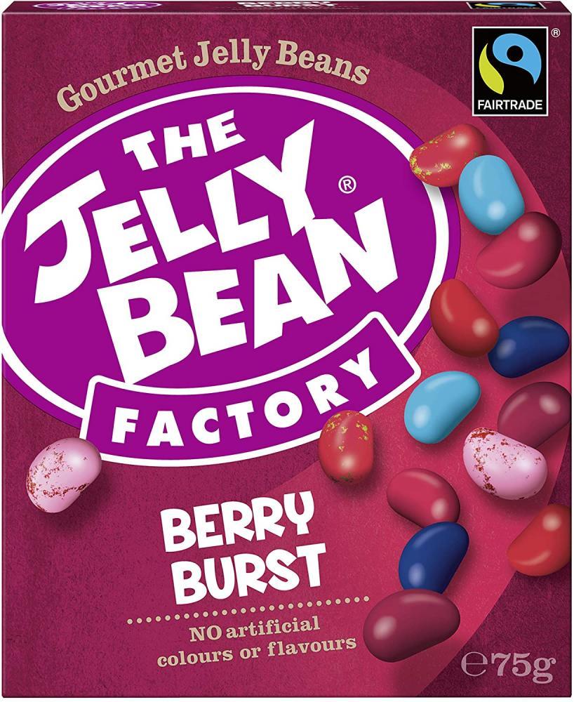 The Jelly Bean Factory Berry Burst 75g