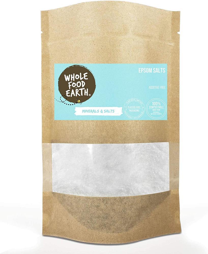 Wholefood Earth Epsom Salts 1kg