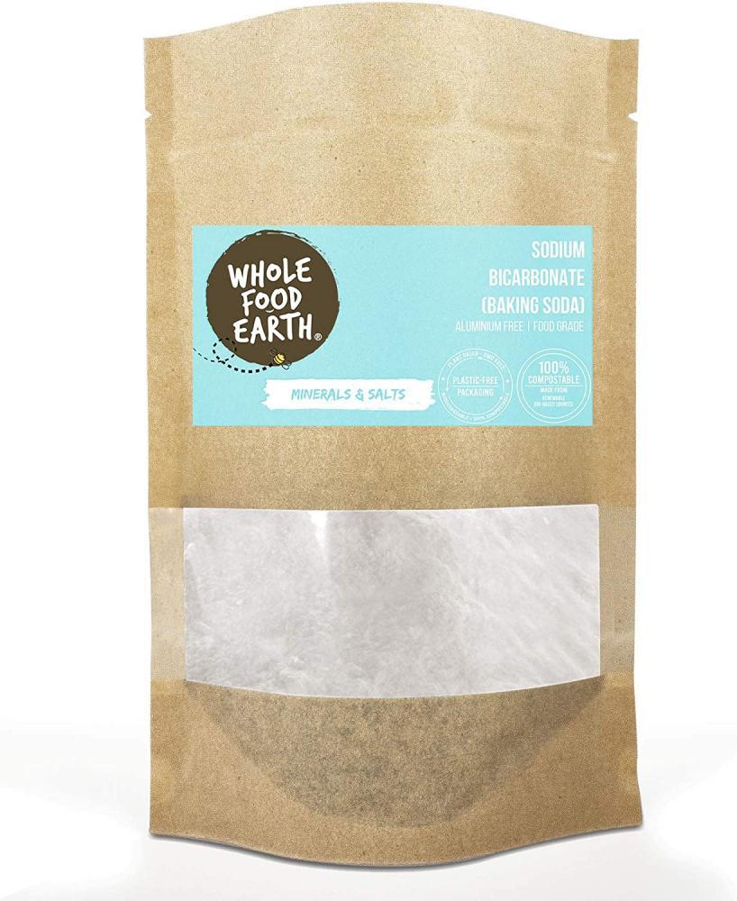 Wholefood Earth Sodium Bicarbonate Baking Soda 2kg