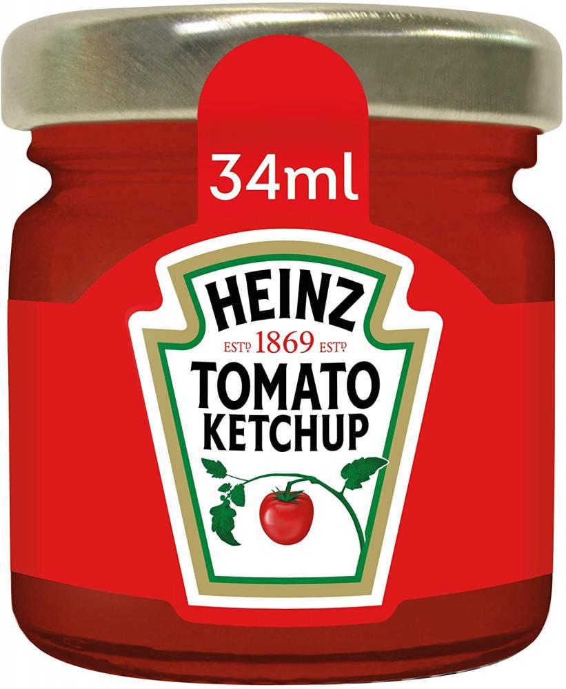 Heinz Tomato Ketchup 39ml