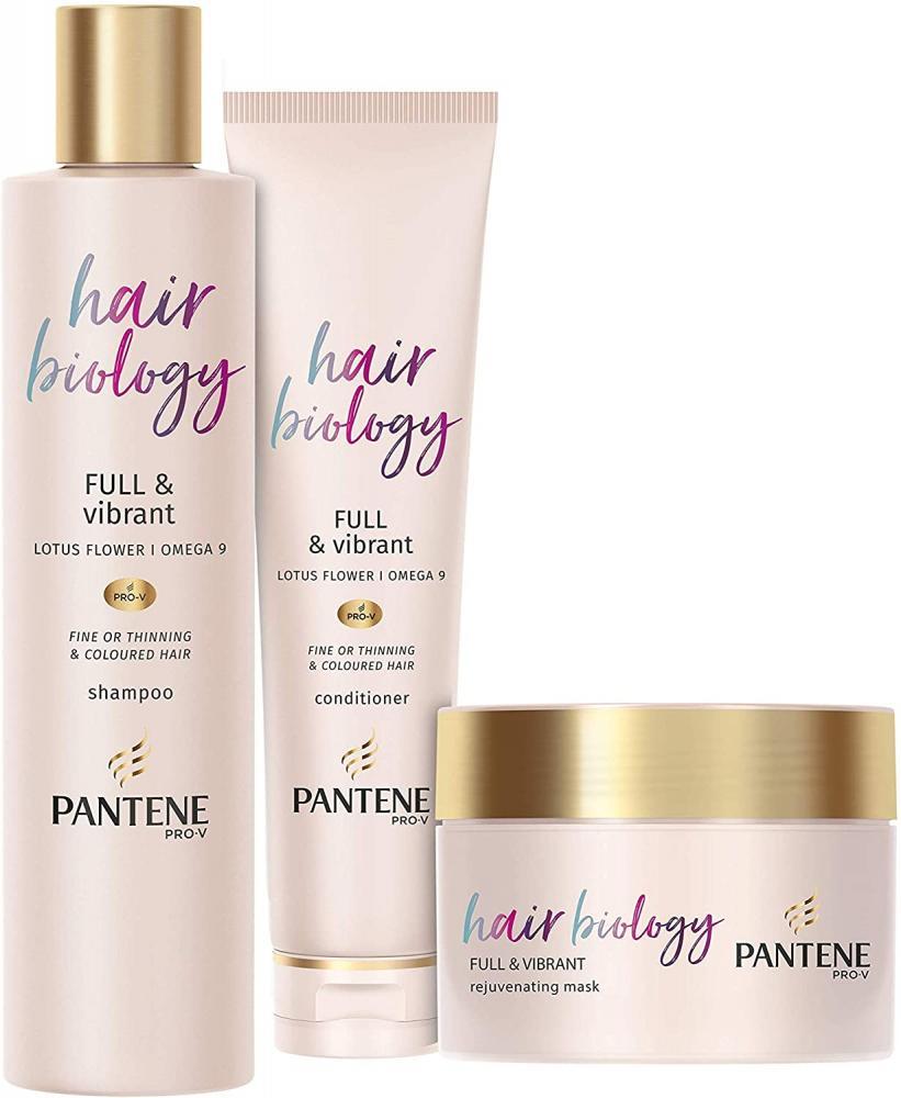 Pantene Pro-V Hair Biology Full And Vibrant Set