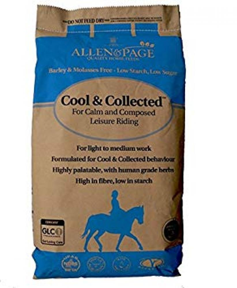 Allen and Page Cool and Collected for Horses 20kg