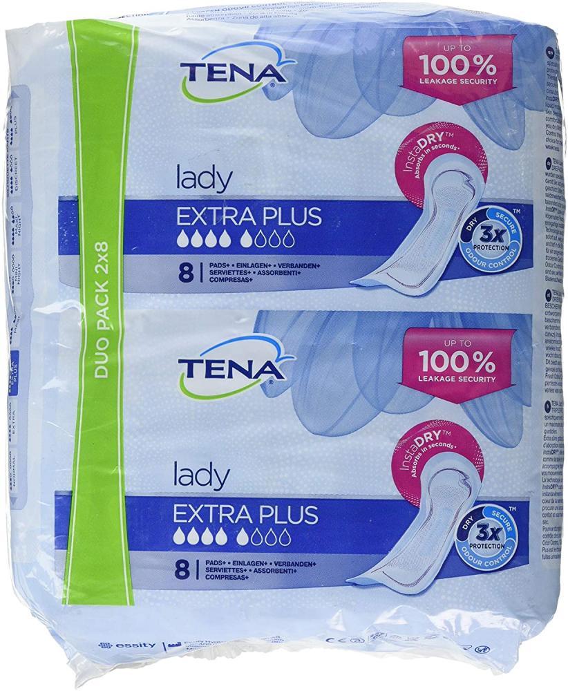 Tena Lady Extra Plus Pad 16 Pads