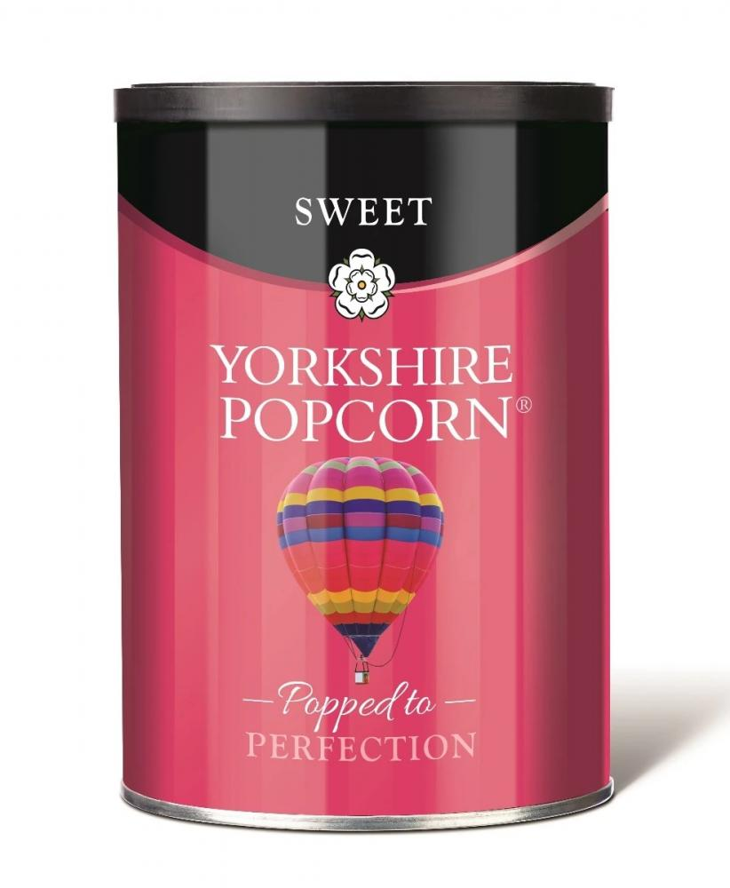 Yorkshire Popcorn Sweet 40g