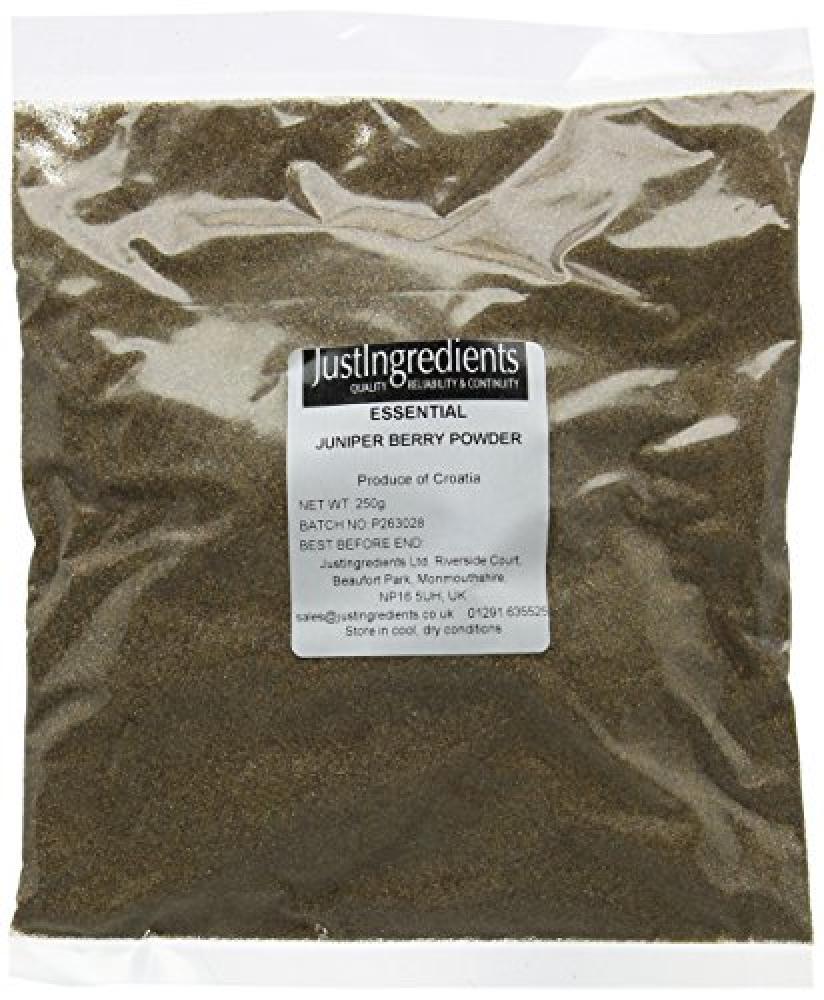 JustIngredients Essential Juniper Berry Powder 250g