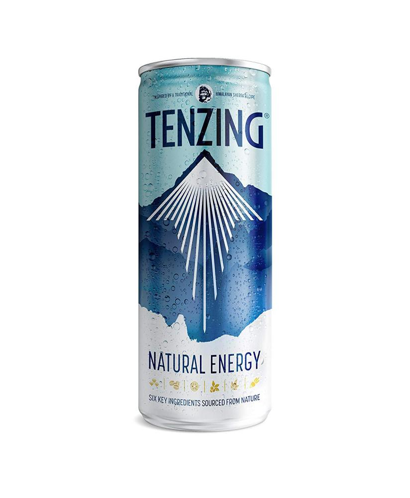 Tenzing Natural Energy Drink 250ml