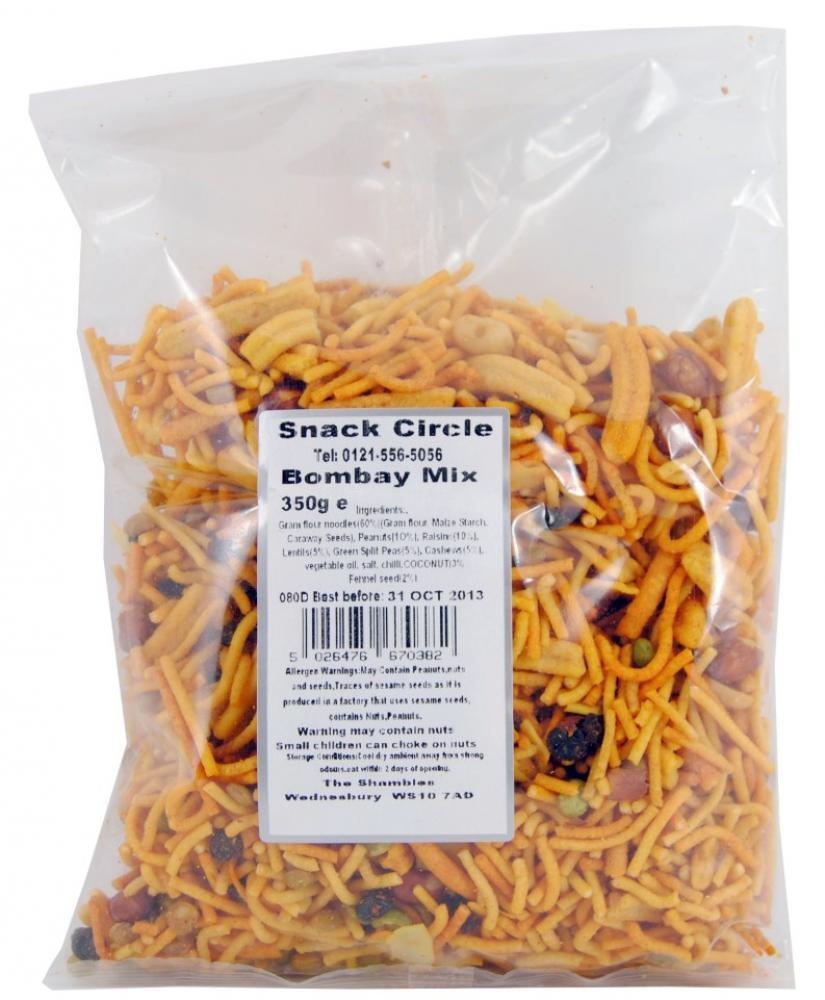 Snack Circle Bombay Mix 350g