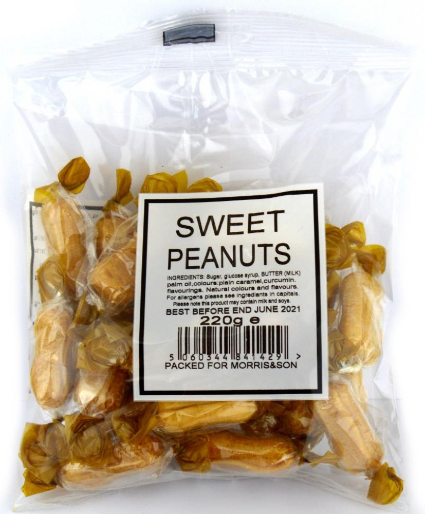 House Of Candy Sweet Peanuts 220g